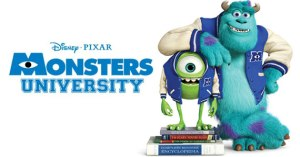 Monsters University- Javier Fernandez